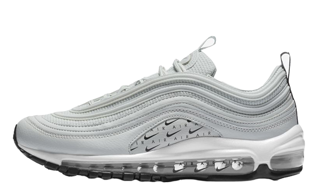 reputable site 9ede6 831a6 Nike Air Max 97 LX Overbranded Silver | AR7621-002
