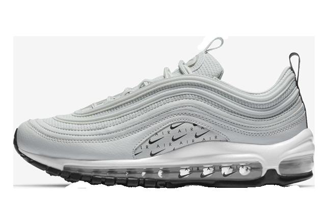 Nike Air Max 97 Black White Womens | AT0071 002