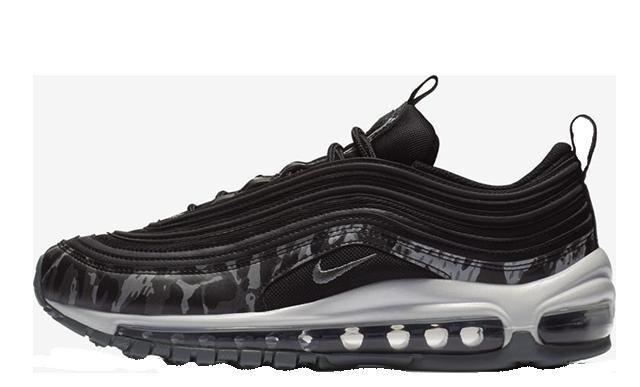 Nike Air Max 97 Premium Animal Black 917646-005