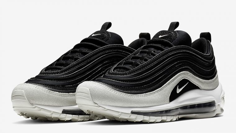 san francisco 0fd4e 6b618 Nike Air Max 97 Premium Black Womens | 917646-007