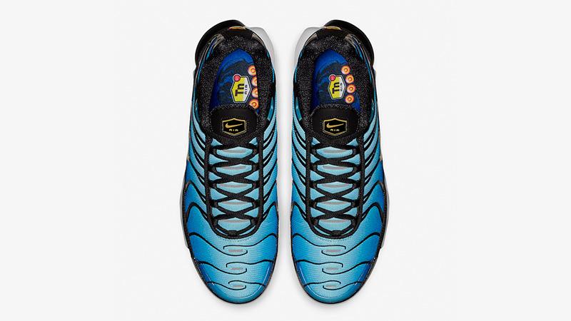 best loved 18b73 9c2c2 Nike TN Air Max Plus Hyper Blue | BQ4629-003