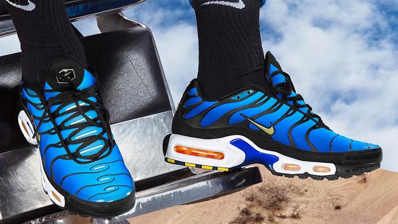 Nike TN Air Max Plus Hyper Blue | Where