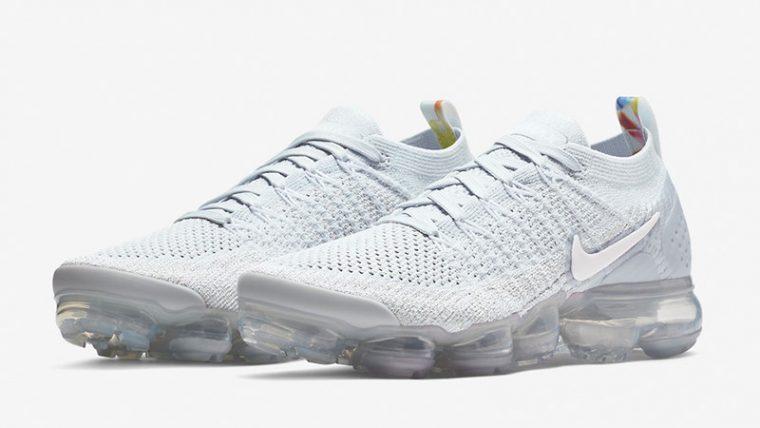 Nike Air VaporMax 2 White Floral 942843-011 03