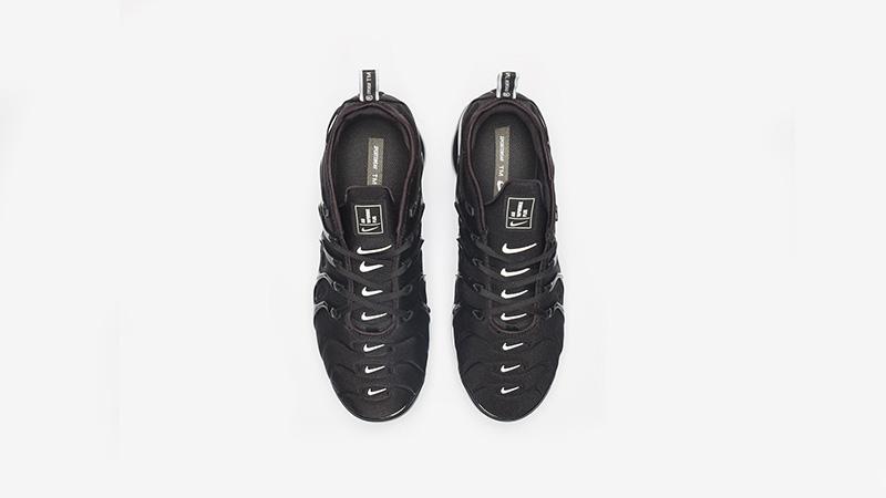 Nike Air VaporMax Plus Black White 924453-011 02