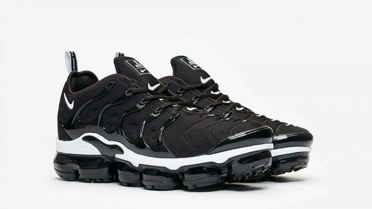 low cost 03b1b 99fda Nike Air VaporMax Plus Black White | 924453-011
