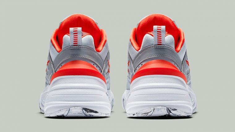 Nike M2K Tekno Silver White Womens BQ3378-001 01 thumbnail image
