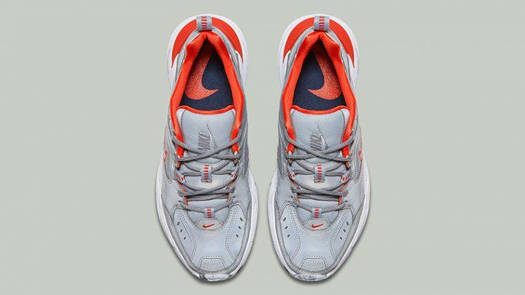 Nike M2K Tekno Silver White Womens BQ3378-001 02 thumbnail image