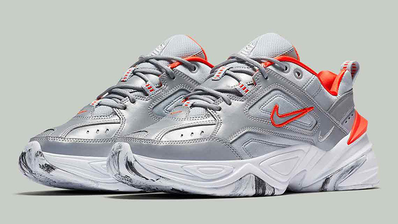 Nike M2K Tekno Silver White Womens BQ3378-001 03