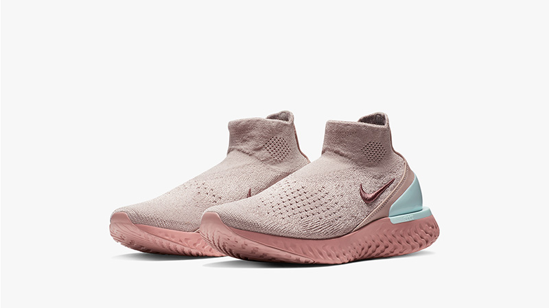 5952d79c75c0b Nike Rise React Flyknit Pink Womens AV5553-226 03