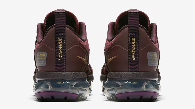 Nike Vapormax Run Utility Burgundy Womens AQ8811-600 01