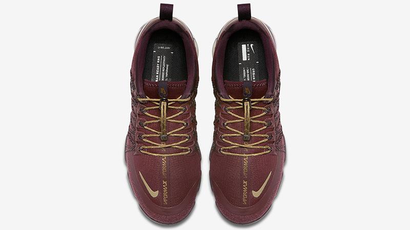 Nike Vapormax Run Utility Burgundy Womens AQ8811-600 02