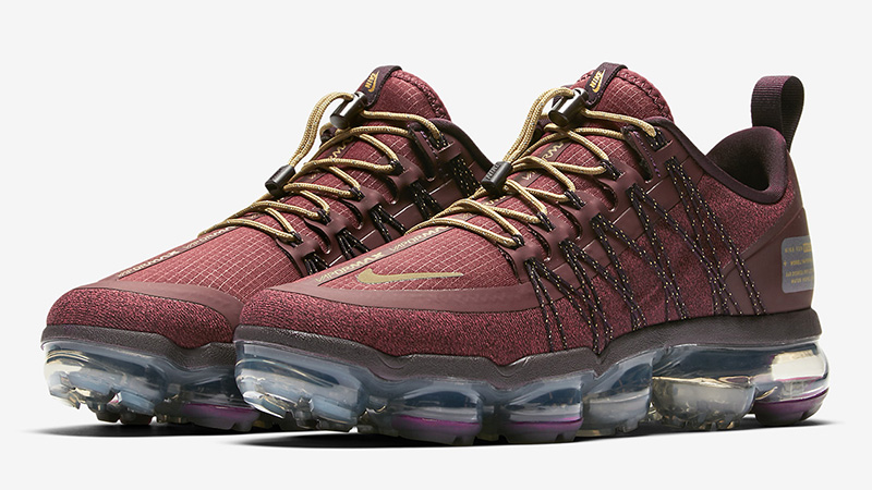 sale retailer 52a2b a1f94 Nike Air VaporMax Run Utility Burgundy Womens | AQ8811-600