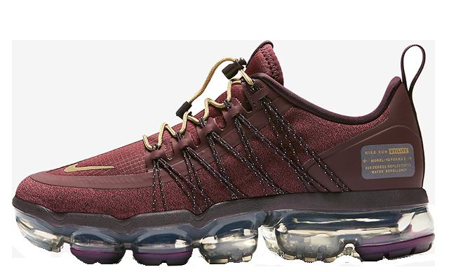 Nike Vapormax Run Utility Burgundy Womens AQ8811-600