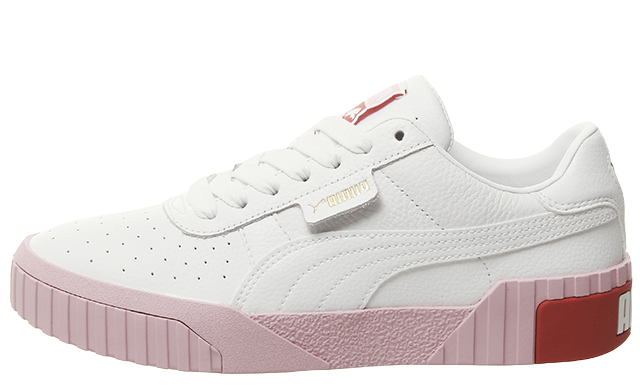 910e5a530de8 Be sure to tag The Sole Womens in your in hand on foot images for the  chance to be featured on our Instagram! UK true DD MM YYYY. PUMA Cali White  ...