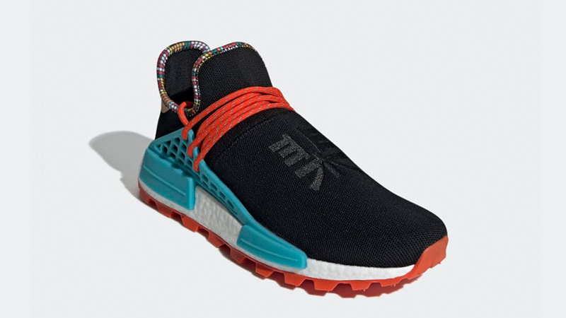 Pharrell x adidas Hu NMD Inspiration Pack Black EE7582 03