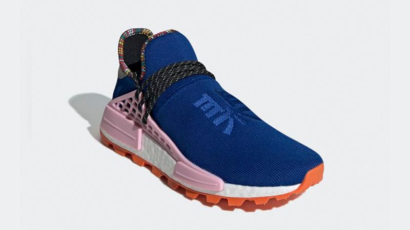 0beb7db27 Pharrell x adidas Hu NMD Inspiration Pack Blue Pink EE7579 03