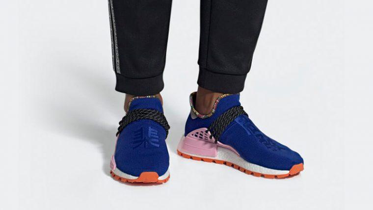 a09966843 Pharrell x adidas Hu NMD Inspiration Pack Blue Pink EE7579 04