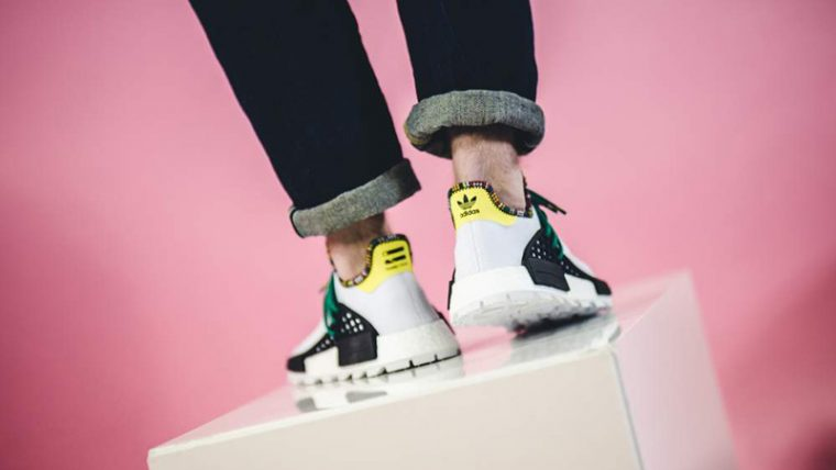 Pharrell x adidas Hu NMD Inspiration Pack White 07 thumbnail image