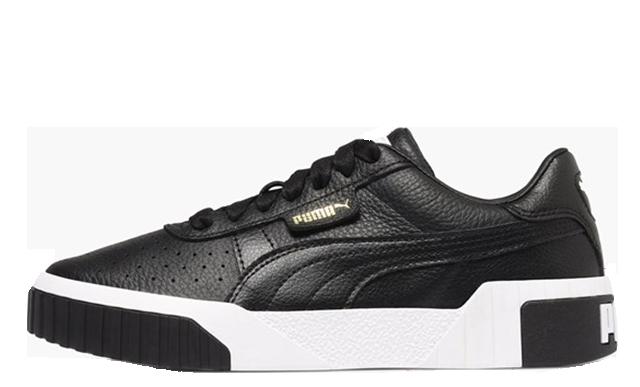 Puma Cali Black 369155-03