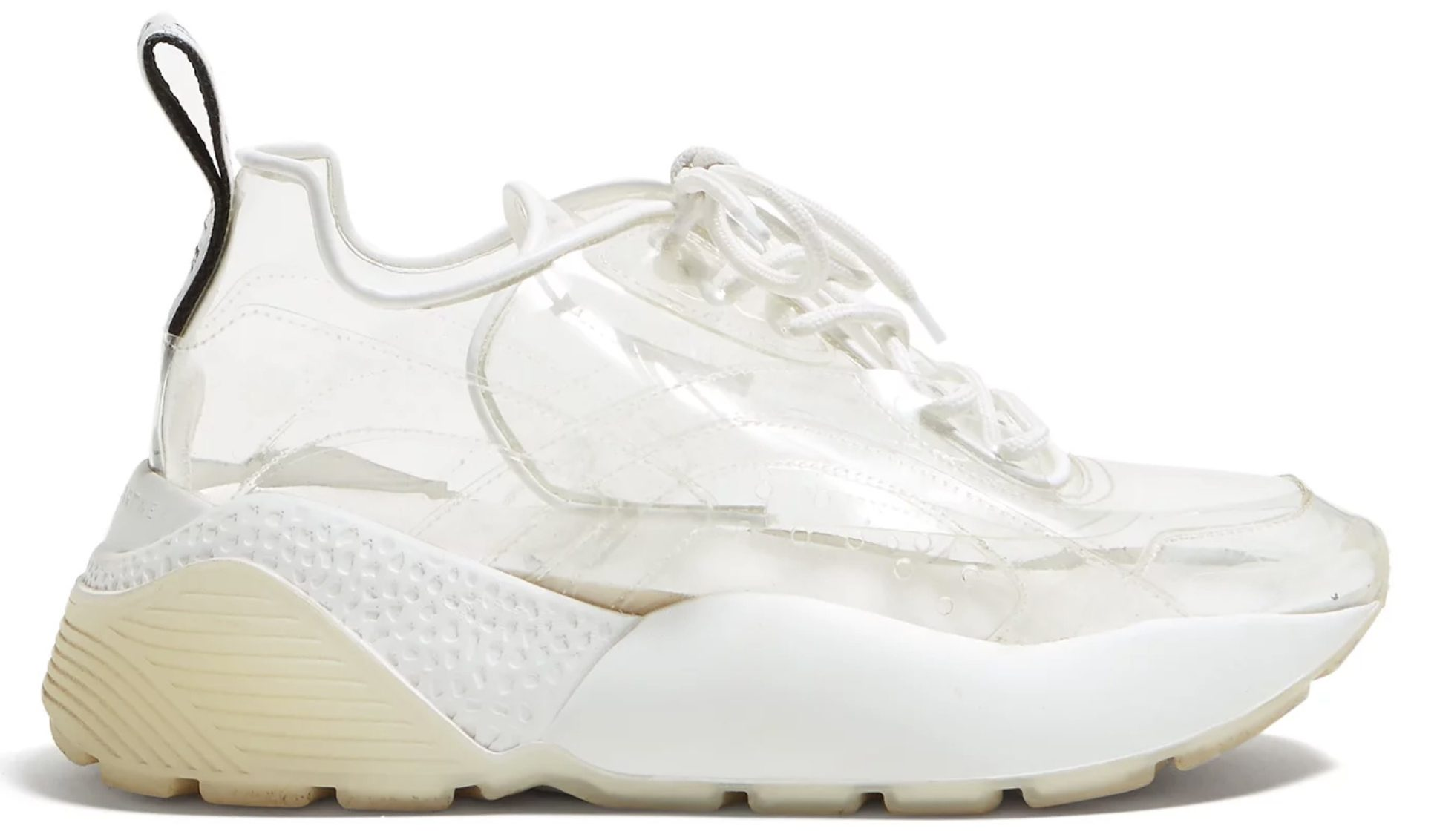 Stella McCartney's PVC Eclypse Sneakers Are A Sight To See