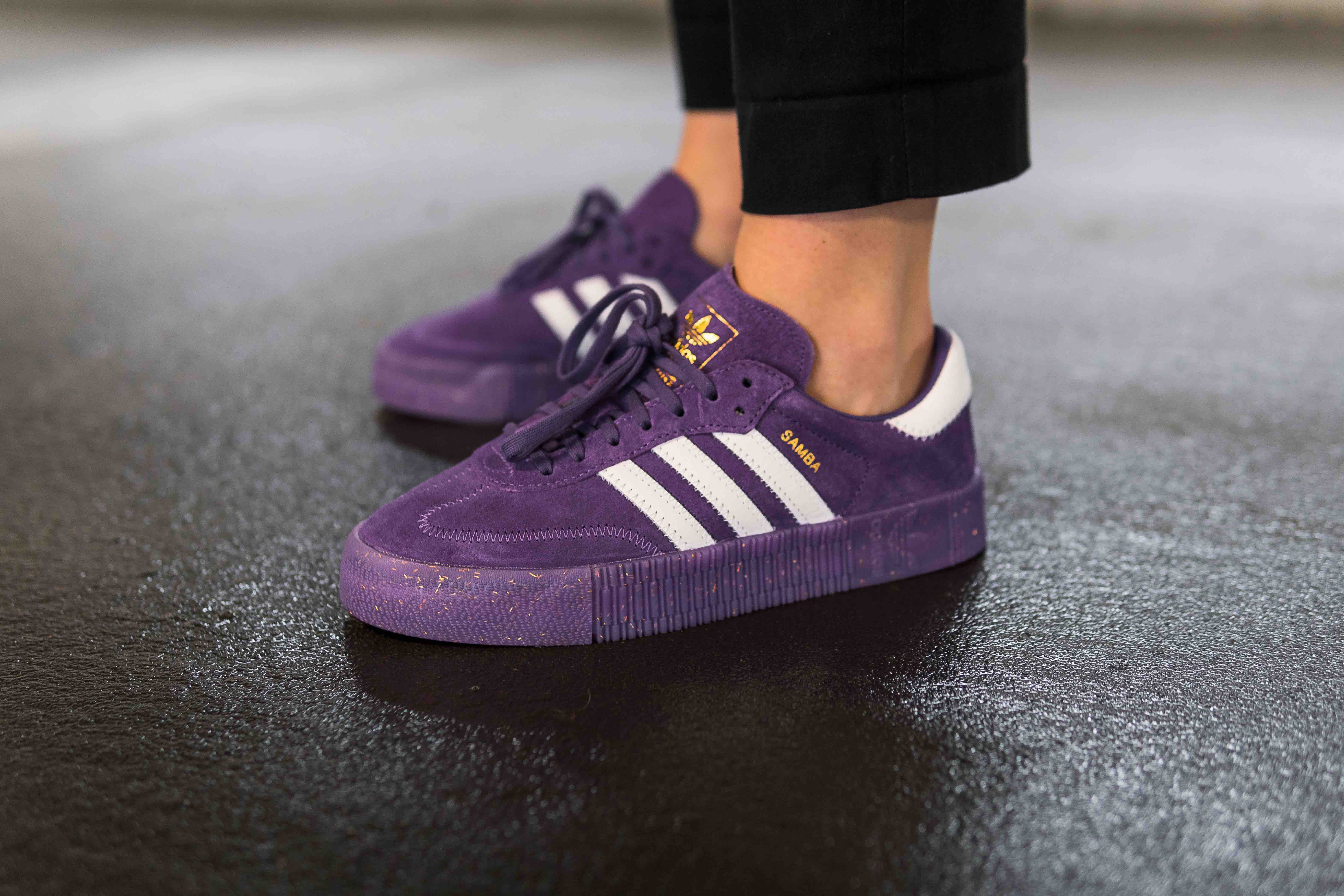 07850e984 An Exclusive First Look At The adidas x TFL Sambarose  Elizabeth Line
