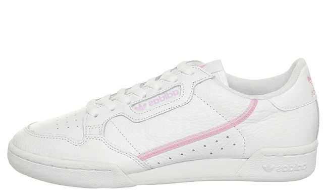 adidas 80s Continental White Pink