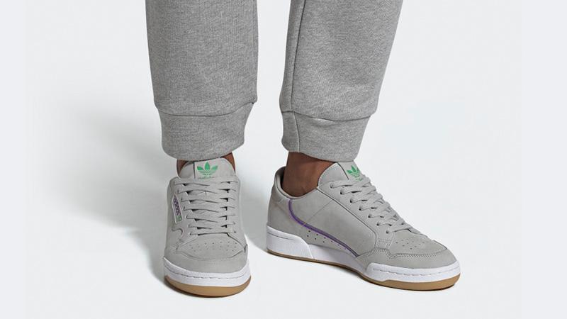 on sale eb2a2 f8c75 adidas Originals x TFL Continental 80 Grey Gum | EE7268