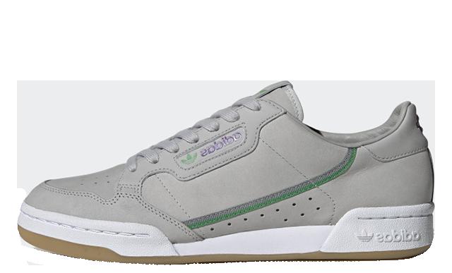 adidas Originals x TFL Continental 80 Grey Gum | EE7268