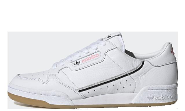 adidas Originals x TFL Continental 80 White Gum | EE9547