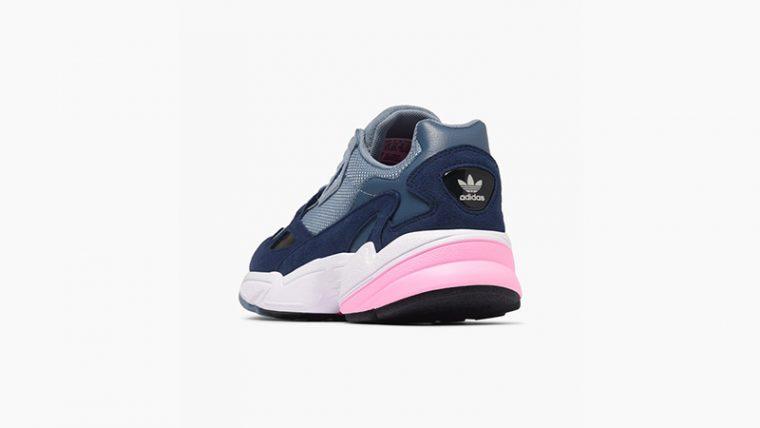 adidas Falcon Grey Pink Womens D96699 01 thumbnail image