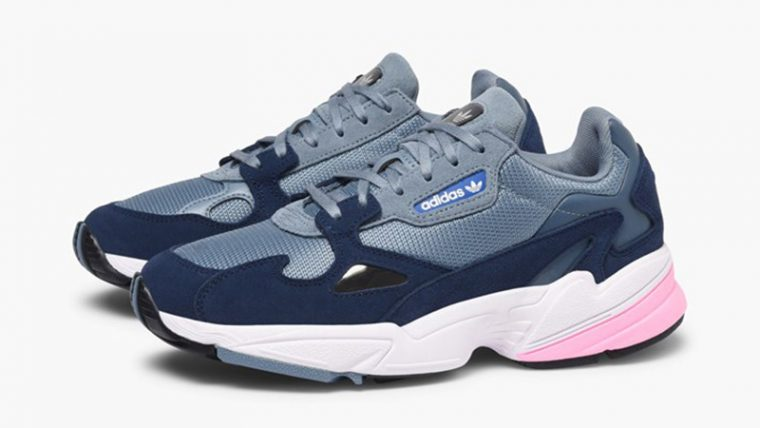 adidas Falcon Grey Pink Womens D96699 03