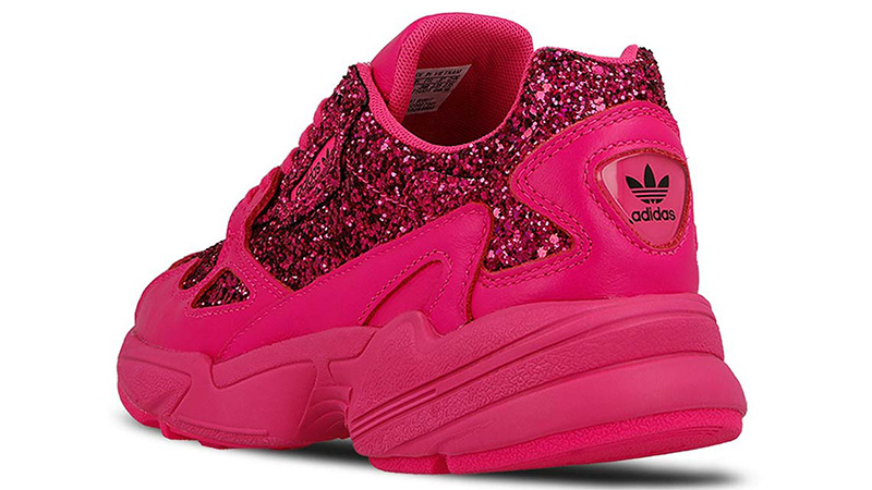 buy popular cb233 0f79d adidas Falcon Hot Pink BD8077 01