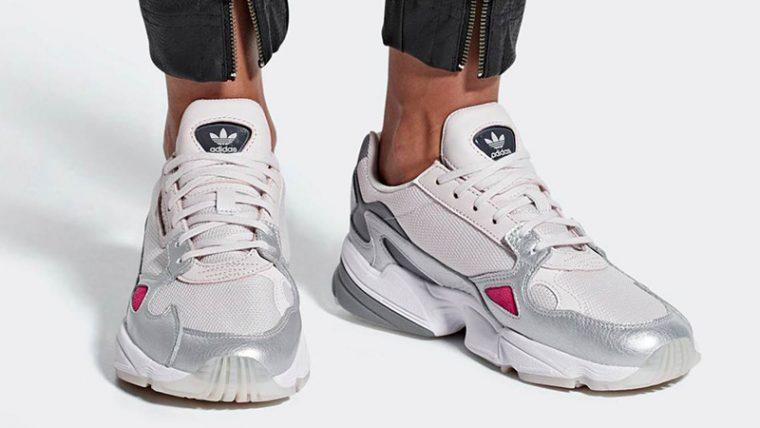adidas Falcon Silver Pink D96757 05 thumbnail image