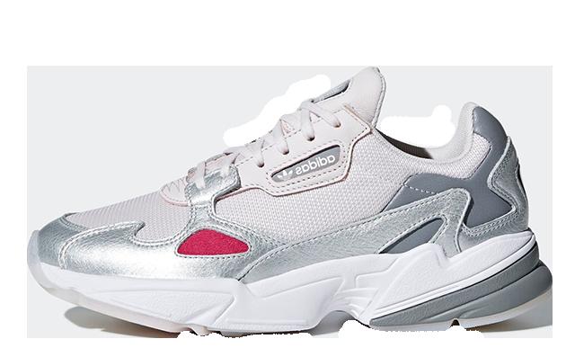 adidas Falcon Silver Pink D96757