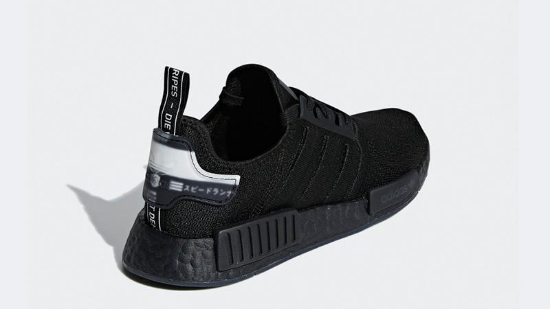 adidas NMD R1 Black BD7745 01