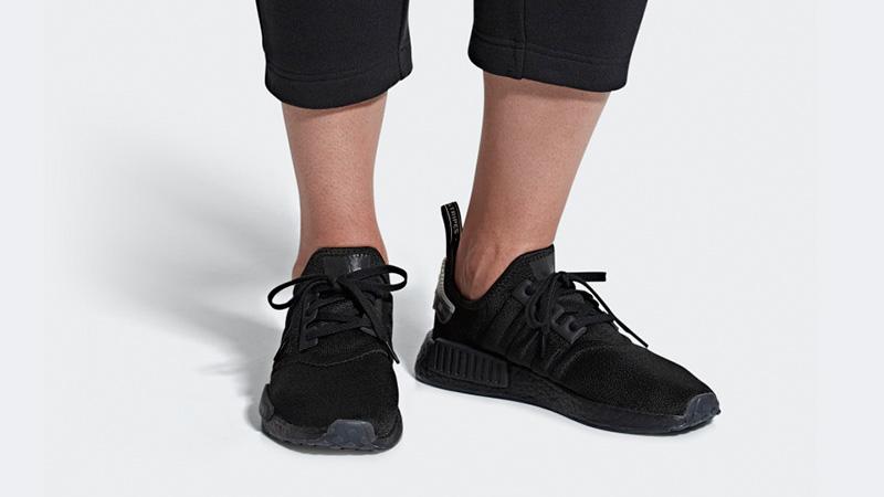 adidas NMD R1 Black BD7745 04