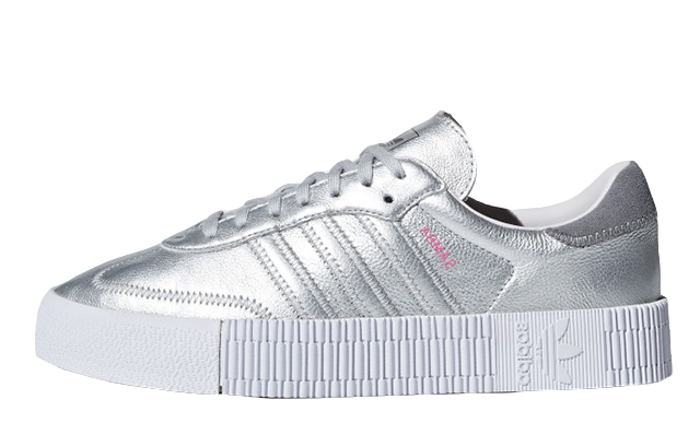 reputable site f53d2 10e24 Be sure to stay tuned to our social media pages for more updates on this  exciting womens exclusive silhouette. UK true DDMMYYYY. adidas Sambarose  ...