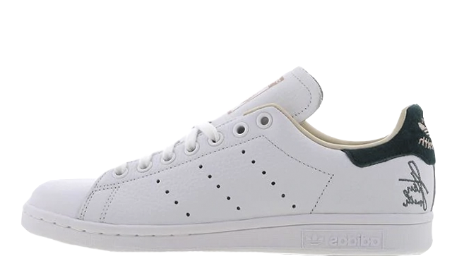 new styles b7a58 40077 adidas Stan Smith Scripted White Womens