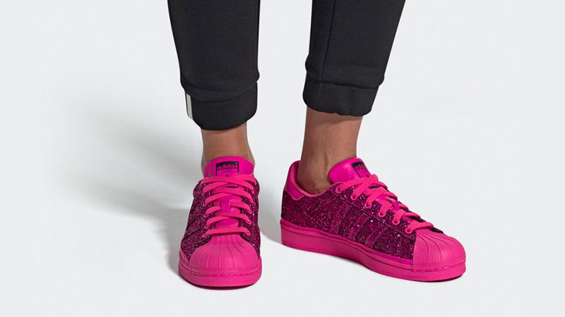 adidas Superstar Shock Pink | BD8054