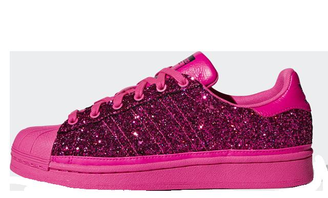 sneakers superstar adidas pink