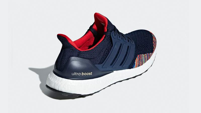 adidas Ultra Boost 1.0 Navy Multi | BB7801