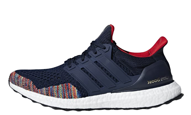 huge selection of cc8a8 ddb5d adidas Ultra Boost 1.0 Navy Multi | BB7801