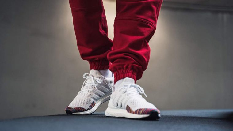 f11f7791e183a adidas Ultra Boost 1.0 White Multi