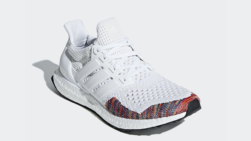 adidas Ultra Boost 1.0 White Multi | BB7800