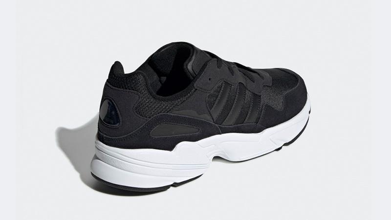 e8ddea33913d adidas Yung 96 Black White