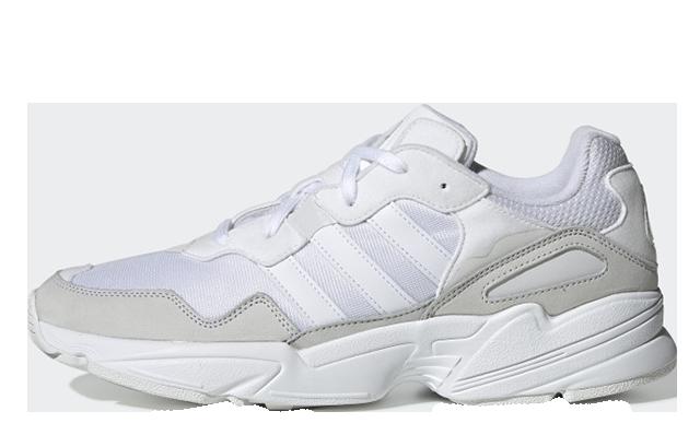 adidas Yung 96 White Grey | EE3682