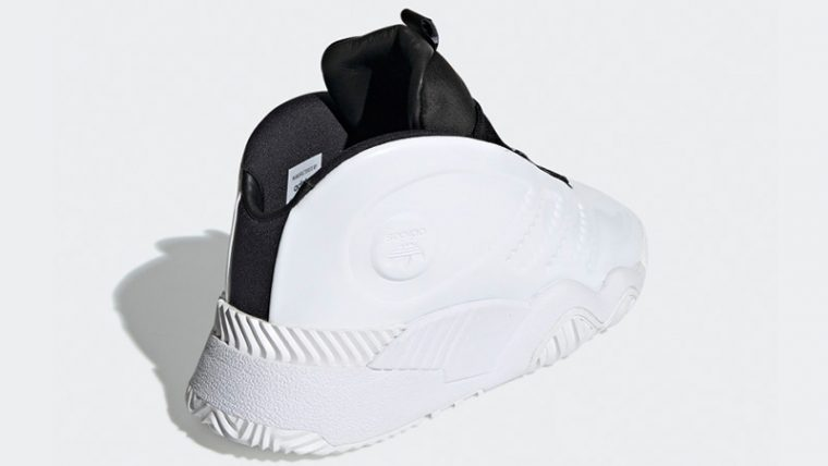 brand new 4c582 bad59 adidas x Alexander Wang Turnout Bball White   EE9022