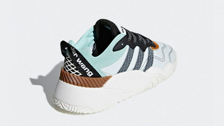 adidas x alexander wang turnout mint white db2613 the sole womens