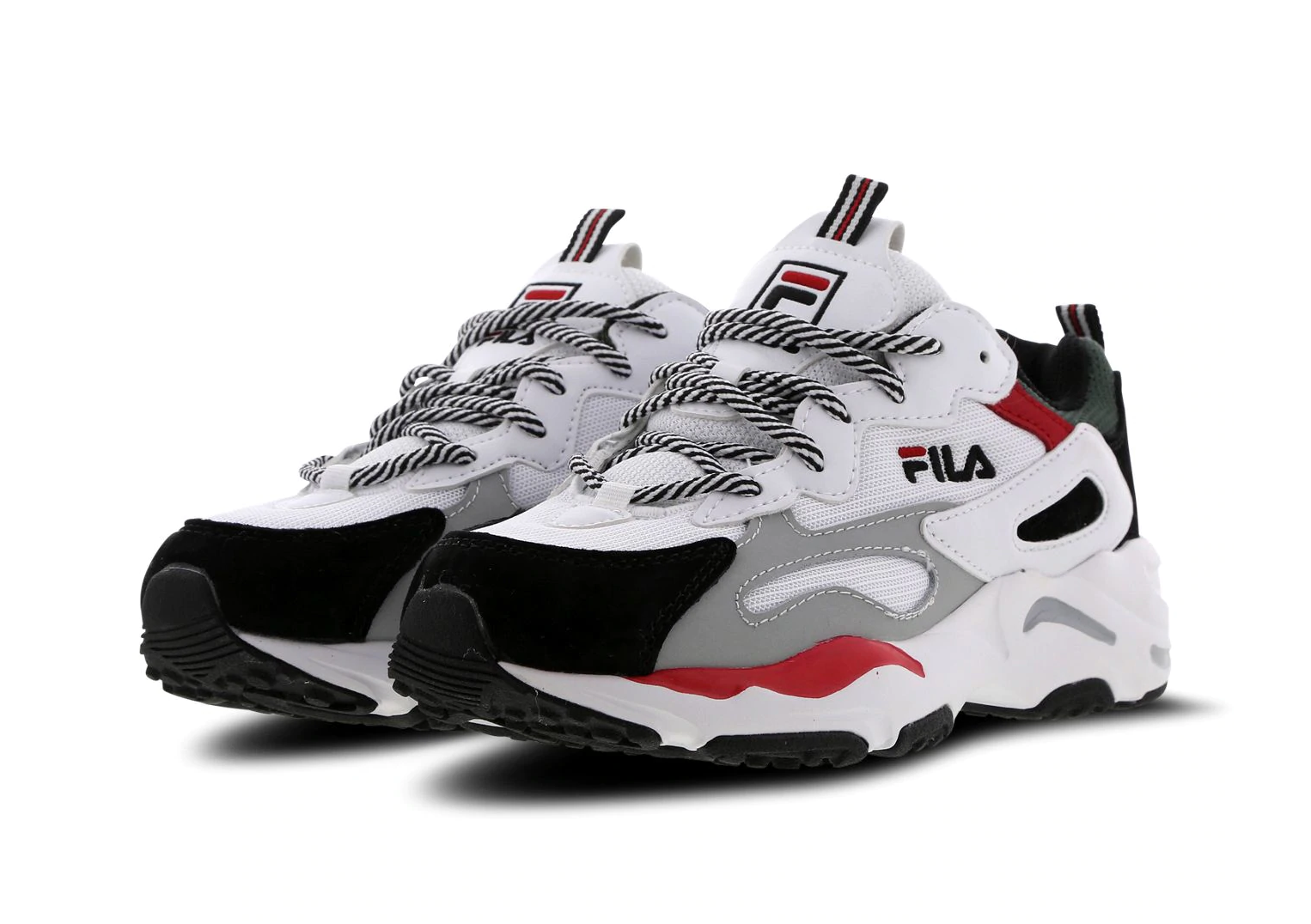 Fila Ray Tracer White Black