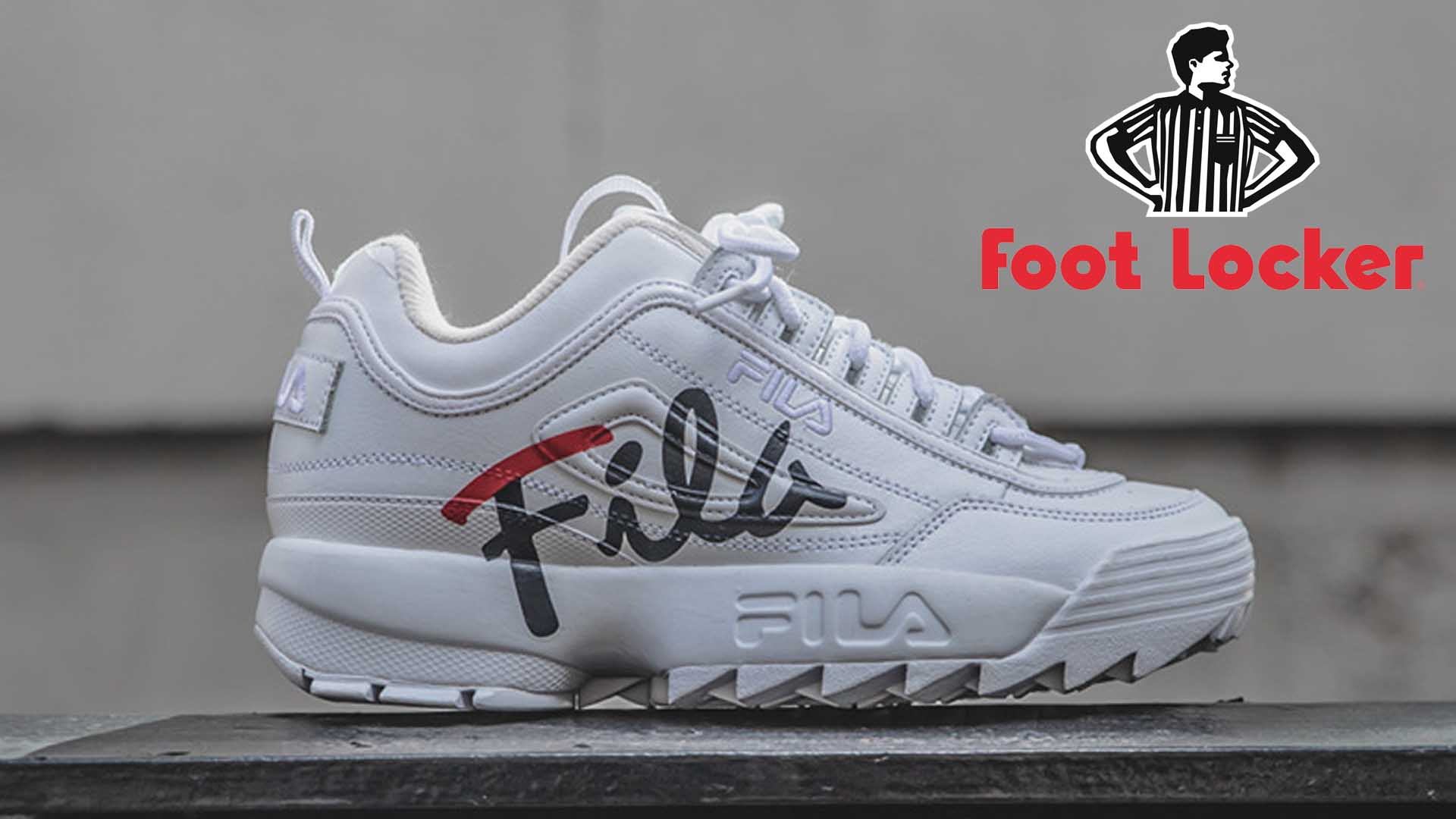 Don't Miss This FILA Disruptor Discount   Closer Look   The